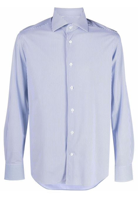 Blue shirt CORNELIANI | 88P1781811473009