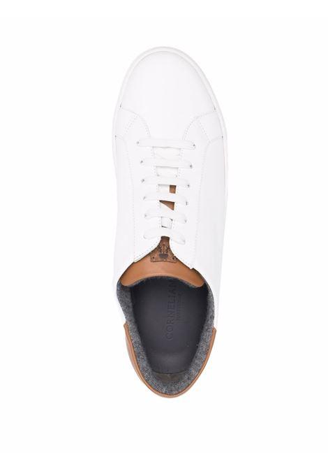 White sneakers CORNELIANI | 88TM651820914028