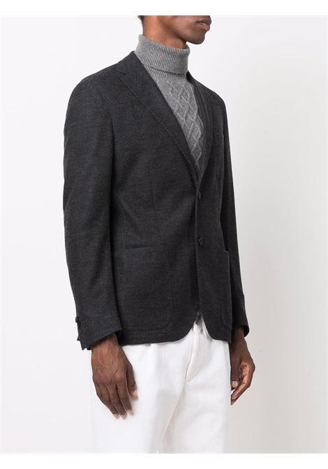 Grey jacket CORNELIANI | 88X5421816820013
