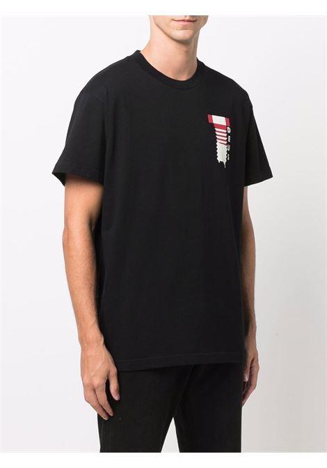 Black t-shirt DEUS | DMF201666ABLK