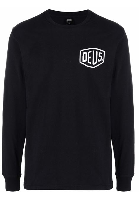 Black sweatshirt DEUS | TDMA61831BBLK