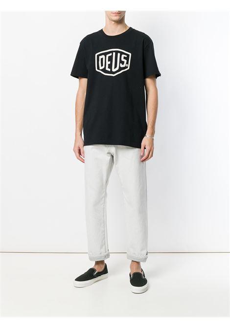 Black t-shirt DEUS | TDMW41808EBLK