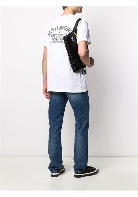 White t-shirt DEUS | TDMW41808ZWHT