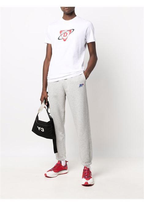 T-shirt bianca DIESEL | A033630GRAI100