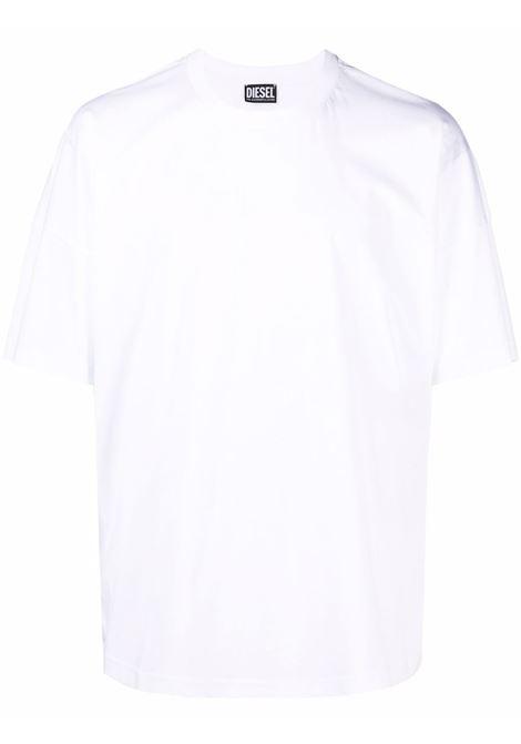 T-shirt bianca DIESEL | A034070QANW100