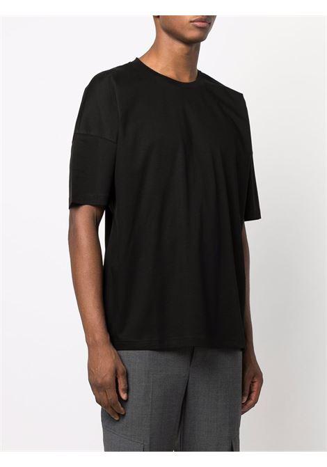 T-shirt nera DIESEL | A034070QANW9XX