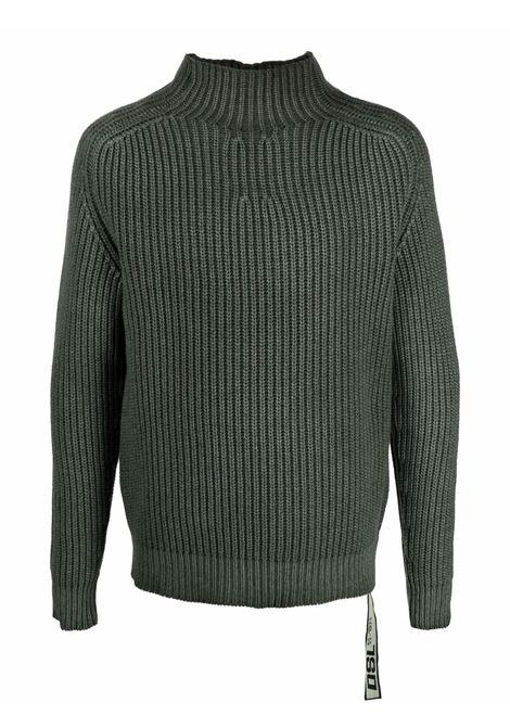 Green jumper DIESEL | A034180AFAX5FX