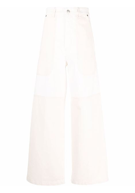 Jeans bianco DIESEL   A037790BFAV0T101