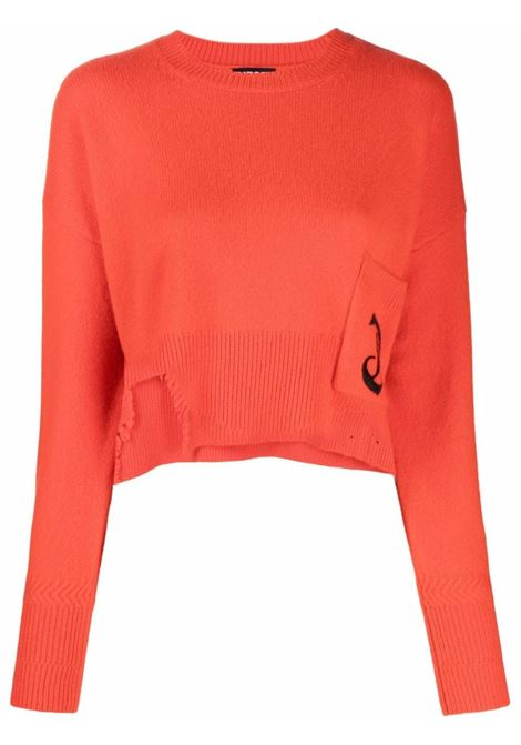 Red pullover DIESEL | A048740KCAE3BI