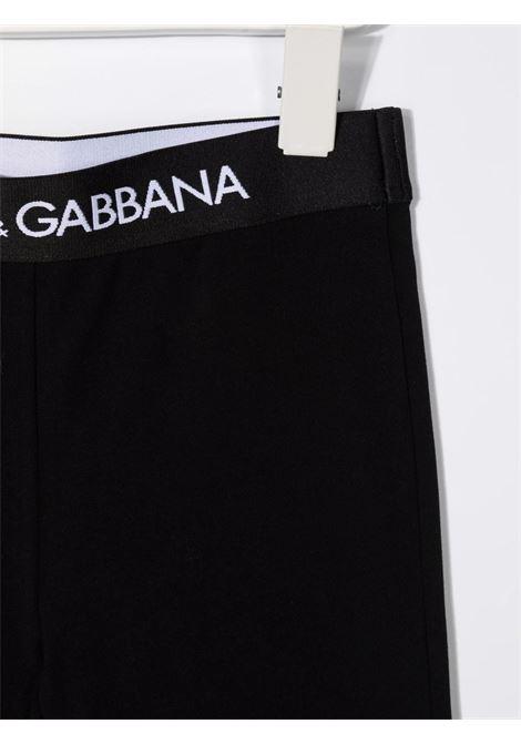 Leggings DOLCE & GABBANA KIDS | L5JP3JG7BGAN0000