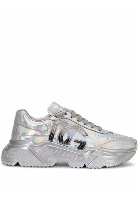 Sneakers argento DOLCE & GABBANA | CK1791AQ49580998