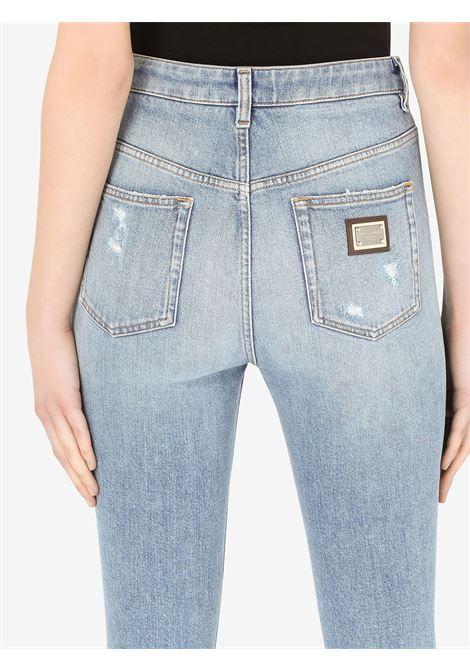 Jeans azzurro DOLCE & GABBANA   JEANS   FTAH6DG8EE8S9001