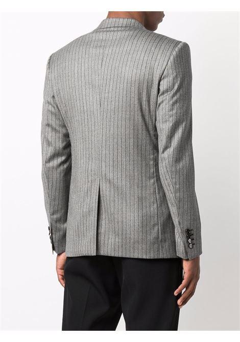 Grey blazer DOLCE & GABBANA | G2PQ4TFRRCIS8054