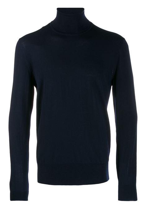 Blue sweater DOLCE & GABBANA | GX625TJAVOPB6712