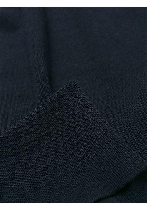 Maglione blu DOLCE & GABBANA | MAGLIONE | GX625TJAVOPB6712