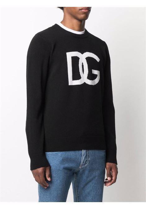 Black jumper DOLCE & GABBANA | GXG73TJAW9KS9000