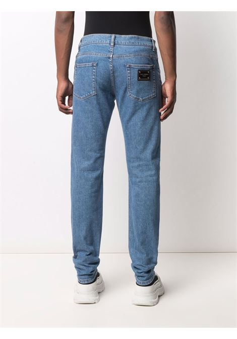 Blue jeans DOLCE & GABBANA | GY07CDG8EE7S9001