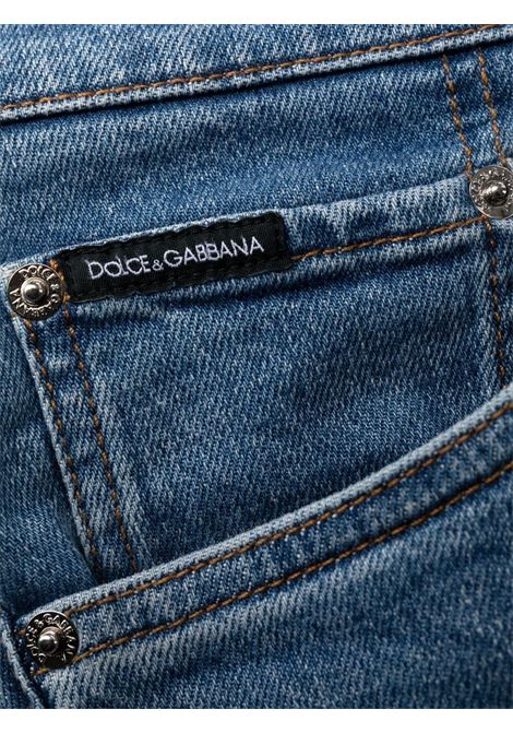 Jeans blu DOLCE & GABBANA | JEANS | GY07CDG8EE7S9001