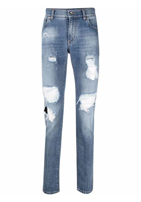Blue jeans DOLCE & GABBANA | GY07LDG8EE8S9001