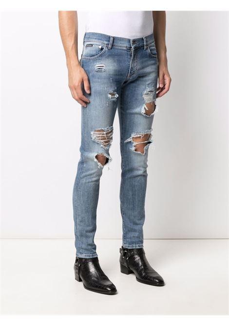 Jeans blu DOLCE & GABBANA | JEANS | GY07LDG8EE8S9001