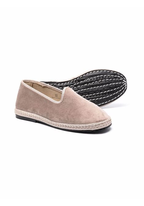 Pantofola DOUUOD | 13FRIPU55TORTORA