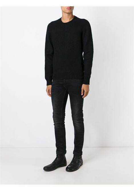 Black jumper DRUMOHR   D4W103690