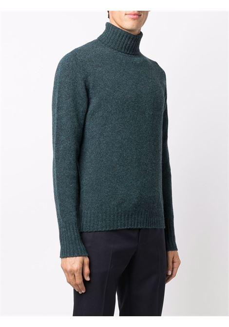 Maglione verde DRUMOHR | D4W404N462