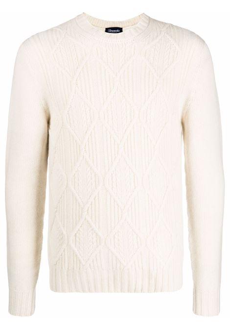 Maglione bianco DRUMOHR | D5K103TA108
