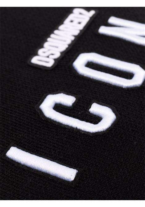 Sciarpa DSQUARED ICON KIDS   DQ04IAD003KDQ900
