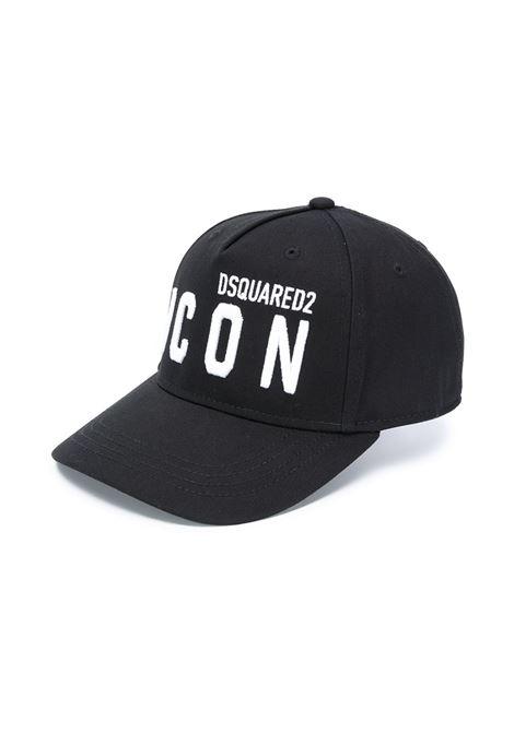 Cappello DSQUARED ICON KIDS | CAPPELLI | DQ04IBD00I8DQ900