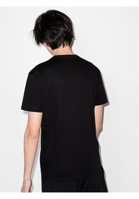 T-shirt nera DSQUARED ICON | T-SHIRT | S79GC0003S23009980