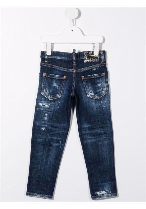 Jeans blu DSQUARED KIDS | JEANS | DQ03NPD007SDQ01