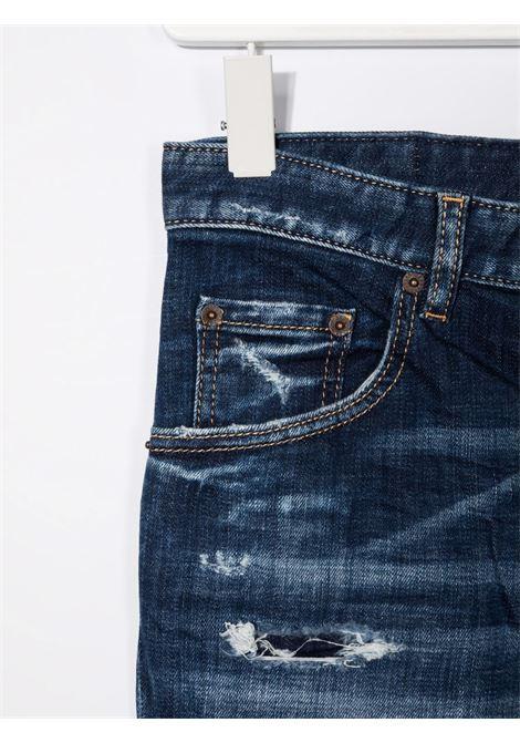 Jeans blu DSQUARED KIDS | DQ03NPD007STDQ01