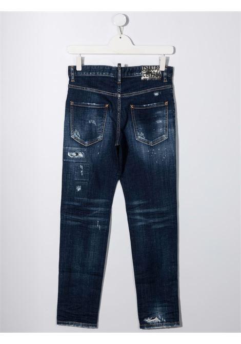 Jeans blu DSQUARED KIDS | JEANS | DQ03NPD007STDQ01