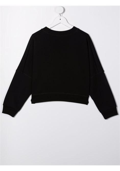 Black sweatshirt DSQUARED KIDS | DQ0433D008FDQ900