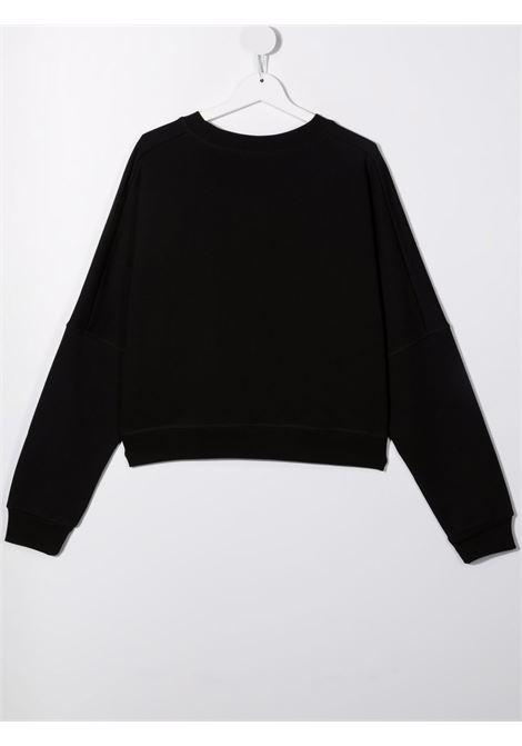 Black sweatshirt DSQUARED KIDS | SWEATSHIRTS | DQ0433D008FTDQ900