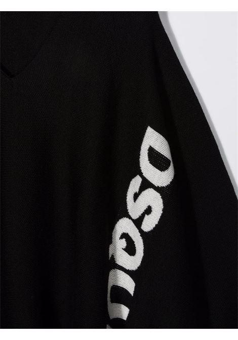 Black t-shirt DSQUARED KIDS | DQ0465D00ZXTDQ900