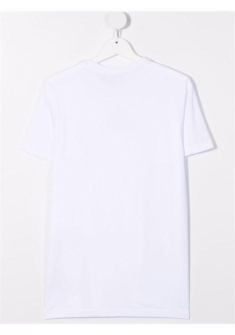 T-shirt bianca DSQUARED KIDS | DQ0515D00MQTDQ100