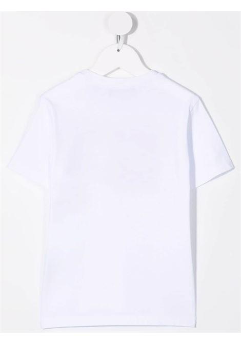 T-shirt bianca DSQUARED KIDS | T-SHIRT | DQ0522D002FDQ100