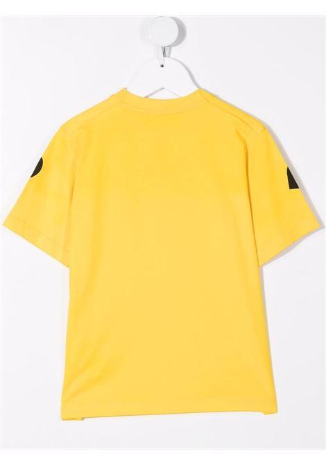 T-shirt gialla DSQUARED KIDS | T-SHIRT | DQ0526D002FDQ201