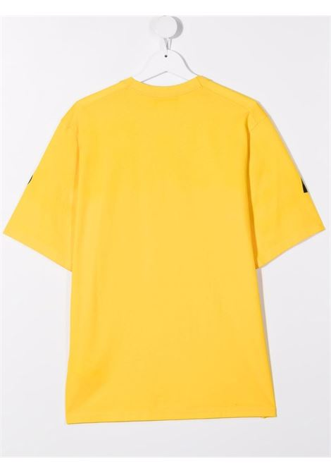 T-shirt giallo/nero DSQUARED KIDS | DQ0526D002FTDQ201