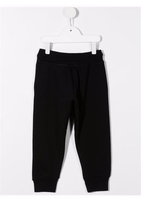 Black track pants DSQUARED KIDS | DQ0548D008FDQ900