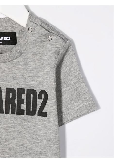 T-shirt grigia DSQUARED KIDS | T-SHIRT | DQ0552D00MPDQ911