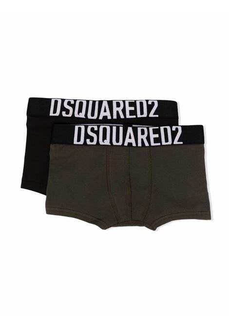 Boxer pack DSQUARED KIDS | DQ0640D008JDQC26