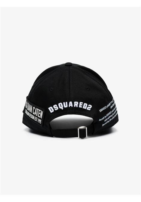 Cappello DSQUARED | CAPPELLI | BCM029005C00001M063