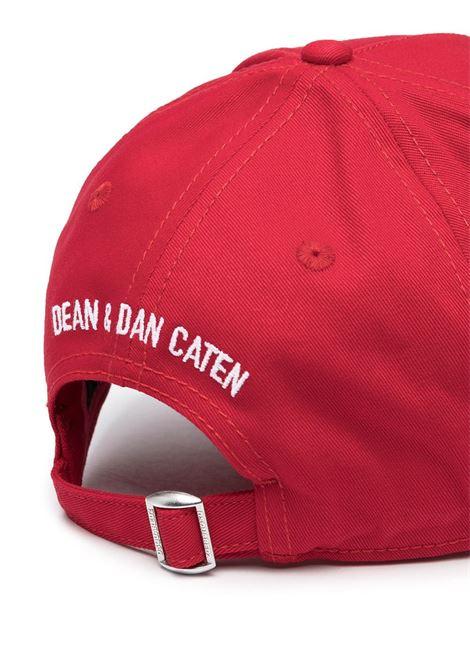 Cappello DSQUARED | CAPPELLI | BCM041205C00001M818
