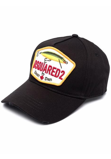 Baseball cap DSQUARED   BCM050605C000012124