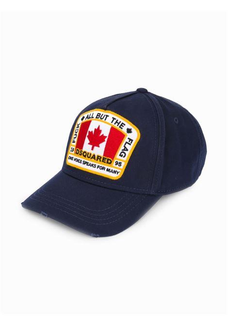 Cap DSQUARED | HATS | BCM401105C000013073