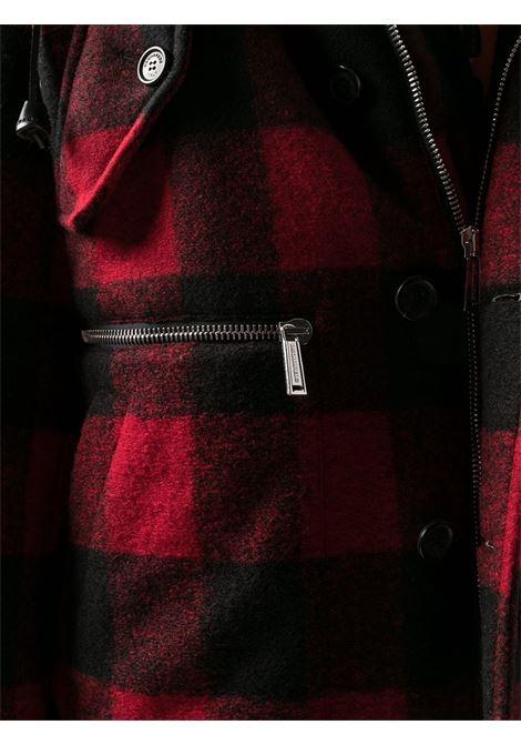 Cappotto DSQUARED | CAPPOTTI | S74AM1186S54010001F