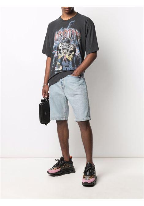 Grey t-shirt DSQUARED | T-SHIRT | S74GD0890S22146814